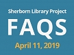 Sherborn Library Construction Update April 2019 thumbnail Photo