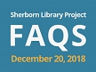 Sherborn Library Construction Update December 2018 thumbnail Photo
